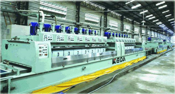 Keda Polishing Line